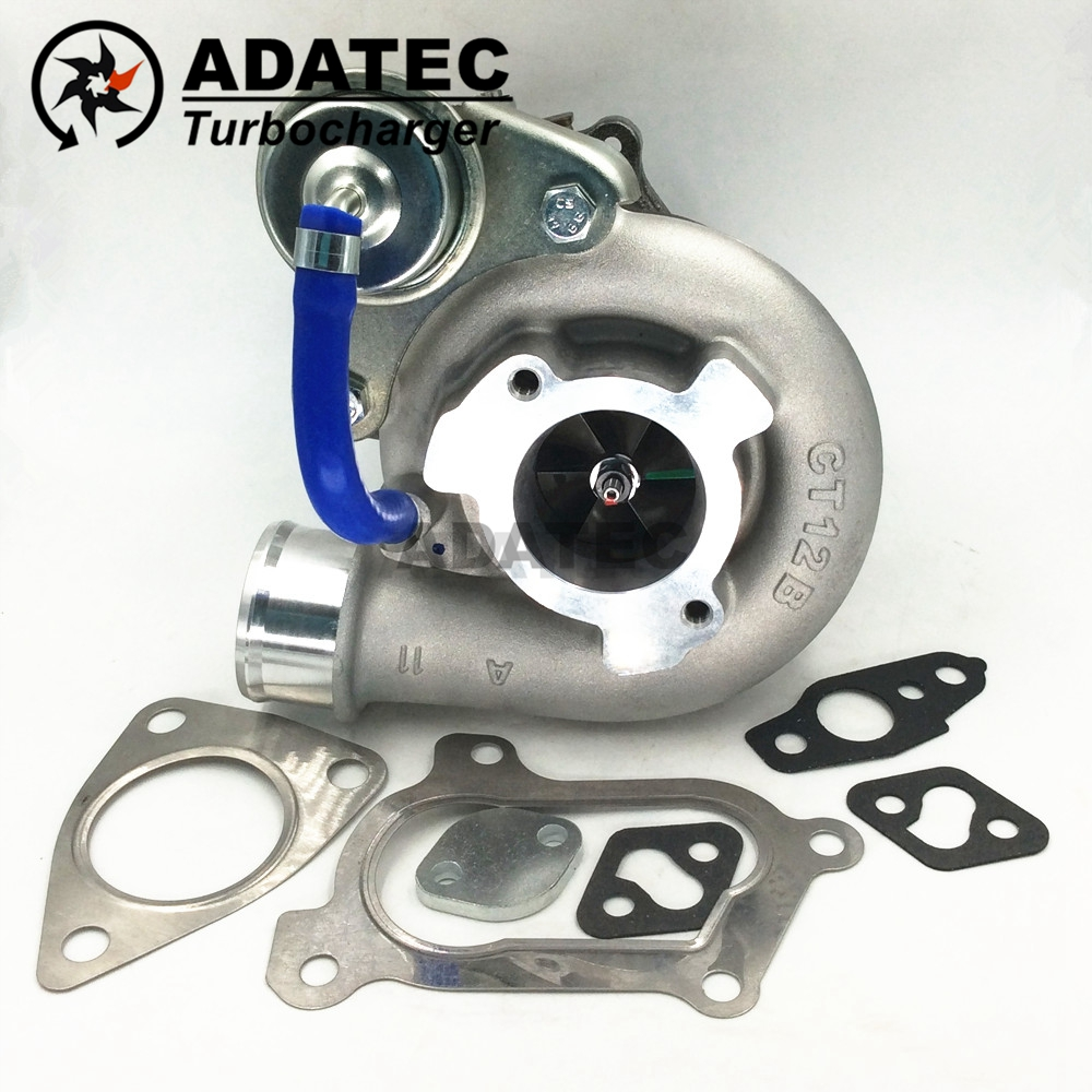 Best quality Turbine CT12B 17201 67020 17201 67010 complete turbo charger for Toyota 4 Runner TD 92 Kw 125 HP 1KZ T 1993 1996