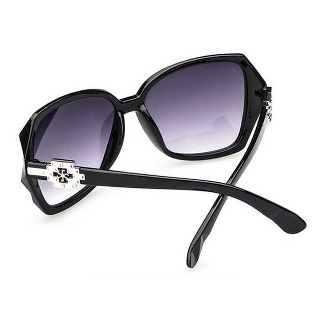 d10452b755 New Luxury Women Sunglasses Fashion Designer Eyewear Gradient Unique Cheap  Plastic Frame Oculos Female Nice Sunglasses