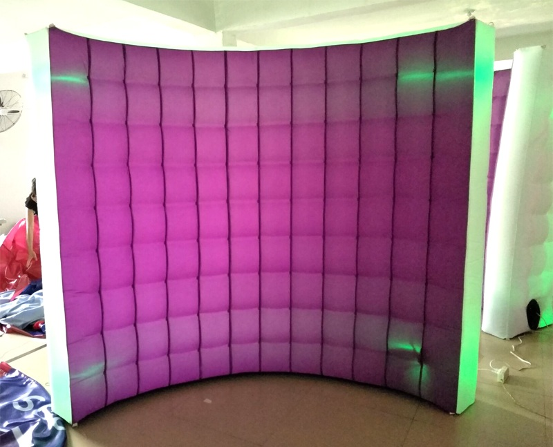 Purple Wall 10ft 005