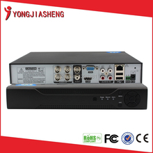 free shipping CCTV DVR Recorder 4ch Full D1 Recording Playback Network Standalone P2P Easy Remote View