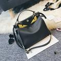The small monster cat Bag Handbag Shoulder Messenger Bag tide