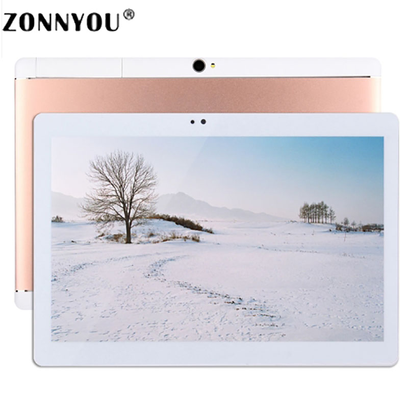 10.1 inch Tablet PC Android 5.1 Original 3G Phone Call Dual SIM Card Quad Core 4GB/32GB Wi-fi Bluetooth GPS Tablets PC