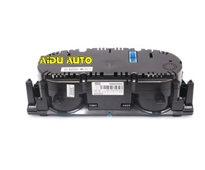 Image 5 - Full color Instrument Cluster Dashboard 280 km/h red Needle Sweep 35D 920 880 D FOR Passat B7 CC