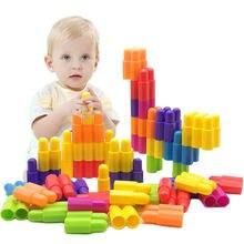 Пластиковые блоки пули высокого качества Детская творческая
