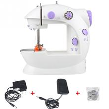 Household Mini Sewing Machine Convenient Portable Small Household Sewing Machine Easy To Use