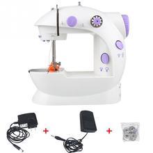 Household Mini Sewing Machine Convenient Portable Small Household Sewing Machine Easy To Use