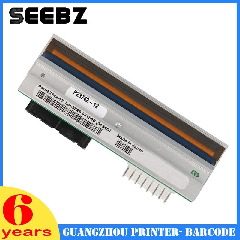SEEBZ Original and New Thermal Printhead Printer Print head For Zebra 110XI4 110XiIIII 600DPI Thermal Barcode Label Printer
