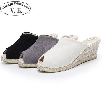 9adf7da7 2019 zapatillas de verano al aire libre de los hombres Pantuflas Beach  cómodo zapatos de moda ...