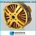 FPV Высокая Производительность Бесщеточный Gimbal Двигателя BGM4108-130HS для FPV Аэрофотосъемки