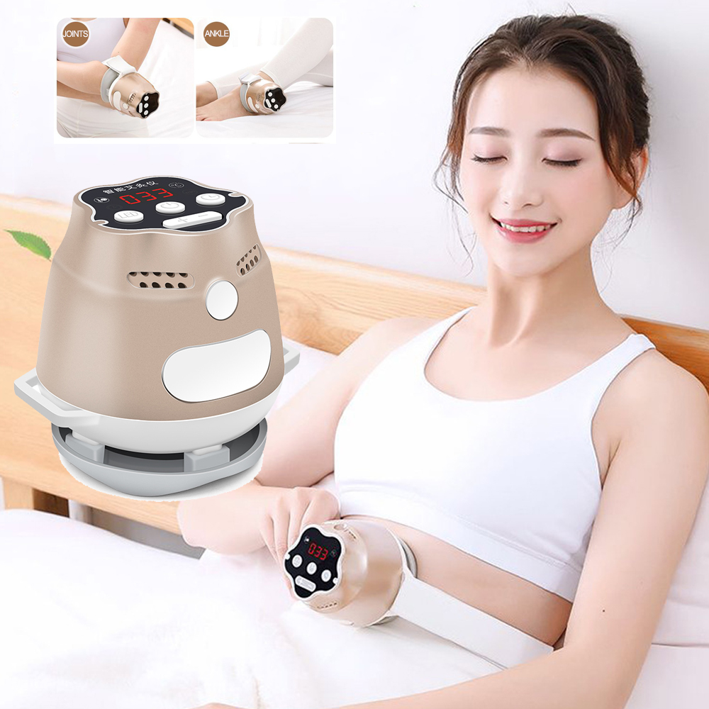 Moxibustion Box Acupuncture Holder Neck Arm Body Acupoint Massage Moxibuting Therapy Device
