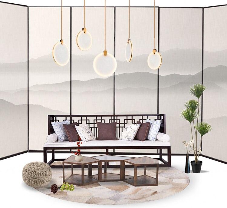 Simples e moderno restaurante sala de estar
