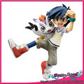 Original Megahouse Limited Edition G.E.M Series Digimon Adventure Joe Kido & Gomamon PVC 1/10 Action Figure
