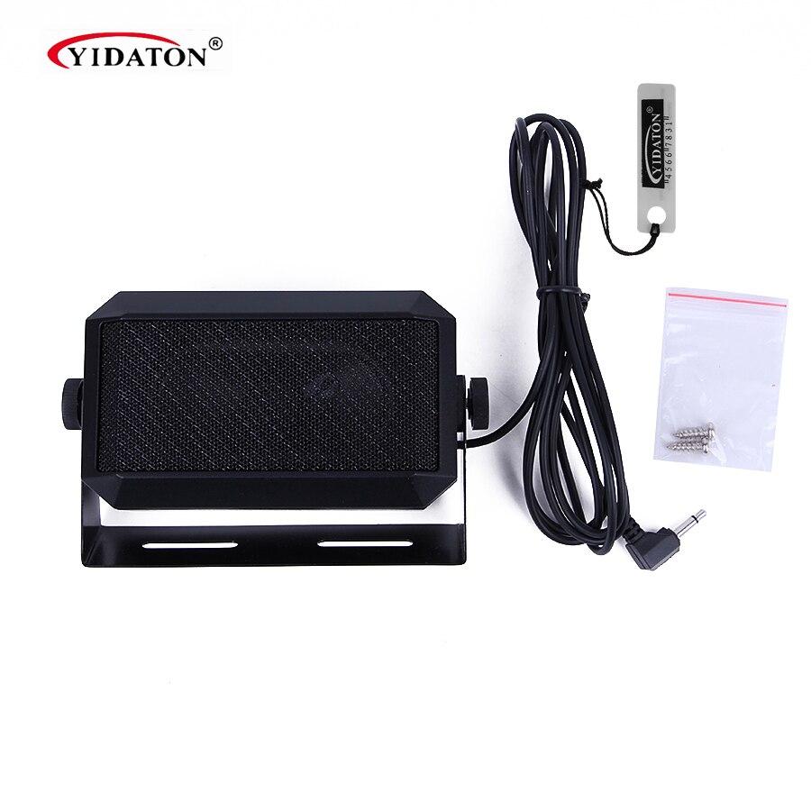 bilder für Zweiwegradio Professionelle Externe CB Auto Lautsprecher Lkw Lautsprecher mit 3,5mm Jack Lautsprecher