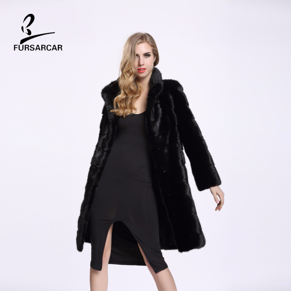 Online Buy Wholesale real mink fur coats from China real mink fur ...