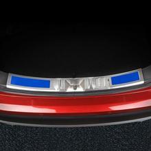 купить Trunk Rear Panels Foot Pedal Automobile Auto Car Styling Modification Parts 13 14 15 16 17 18 19 FOR Mitsubishi Outlander дешево