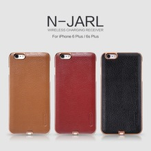 Nillkin N-JARL For iphone 6 plus power bank Wireless charger dock Receiver Cover Power Charging Transmitter for iphone 6s plus