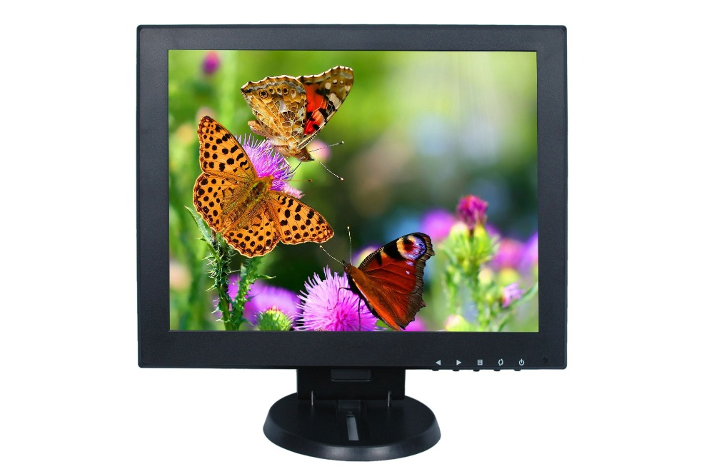 ФОТО 12 inch mini lcd multifunctional TV with TV/PC/AV/HDMI input 800*600 pixels