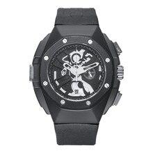 KIMSDUN relojes de lujo de negocios para hombre, de cuarzo, resistente al agua, masculino