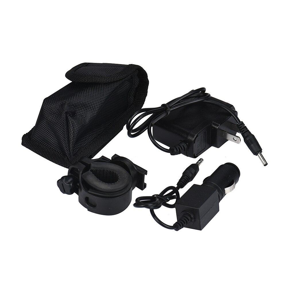 2X XM-L T6 LED Rechargeable 18650 USB Headlamp Headlight Head Light Torch