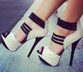Women shoes Fashion Charming Summer Women's Dress Shoes High Heel Sandals EU34~45