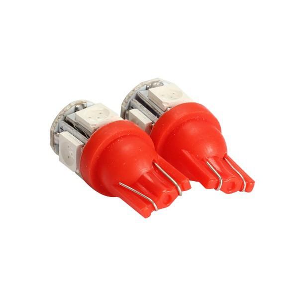 2pcs-T10-5SMD-5050-Red-LED-Car-Wedge-Tail-Backup-Side-Light-Lamp-Bulb-12V-E2shopping (1)