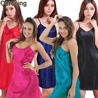 RB023 2015 Summer Style Plus Size Rayon Bathrobe Womens Kimono Satin Long Silk Robe Sexy Lingerie