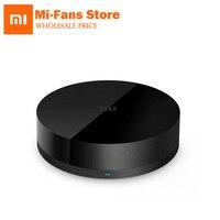 100% оригинал Сяо Mi универсальный смарт-пульт дистанционного управления WI-FI + ИК выключатель 360 градусов смарт для кондиционера ТВ dvd-плеер