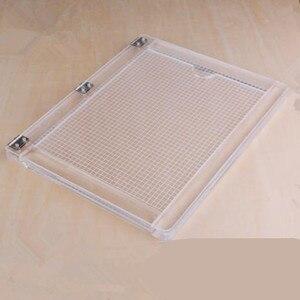 Image 2 - 노트북 유형 아크릴 포지셔너 고무 컬러 프로세스 장치 투명 아크릴 인쇄 포지셔너