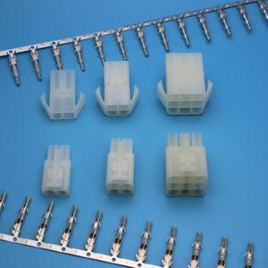 5 комплектов l6,2 1/2/3/4/6/9, набор больших разъемов Tamiya, большой набор разъемов Tamiya L 6,2 мм, гнездовой штекер