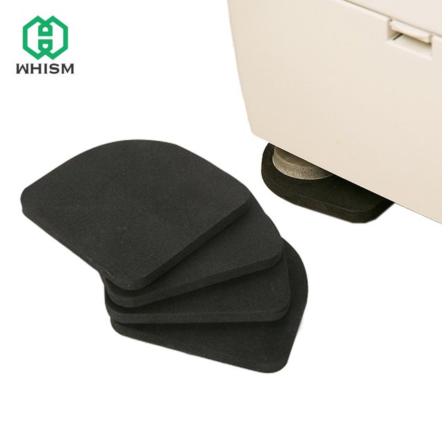 Miraculous Us 0 74 30 Off Whism Washing Machine Shock Pads Non Slip Chairs Desks Washer Mats Refrigerator Anti Vibration Pad Corner Care Protection In Bath Download Free Architecture Designs Itiscsunscenecom