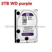 """WD30PURX 3 TB WD púrpura unidad de DISCO DURO de 3.5 """"disco duro para el CCTV de vigilancia NVR"""