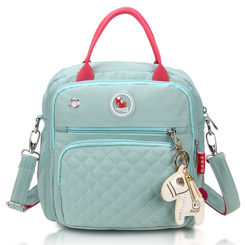 Hot Brand High Capaticy Diaper Bag Multi Colors Canvas Baby Bag 1pcs Maternity Bag For Nappy Tidy Container Mochila Maternidade