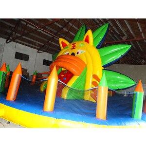 Fun city PVC amusement park gi