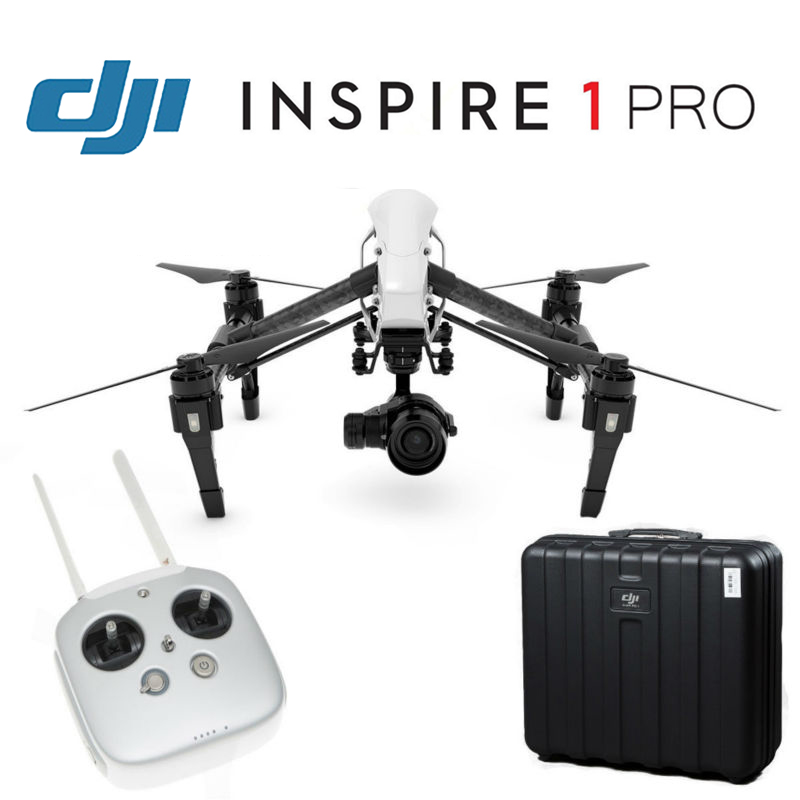 2016In Stock 2016 Newest Drone DJI Inspire 1 pro Drone With 4K HD Camera And Extra DJI Travel Case For FPV Drop Shipping