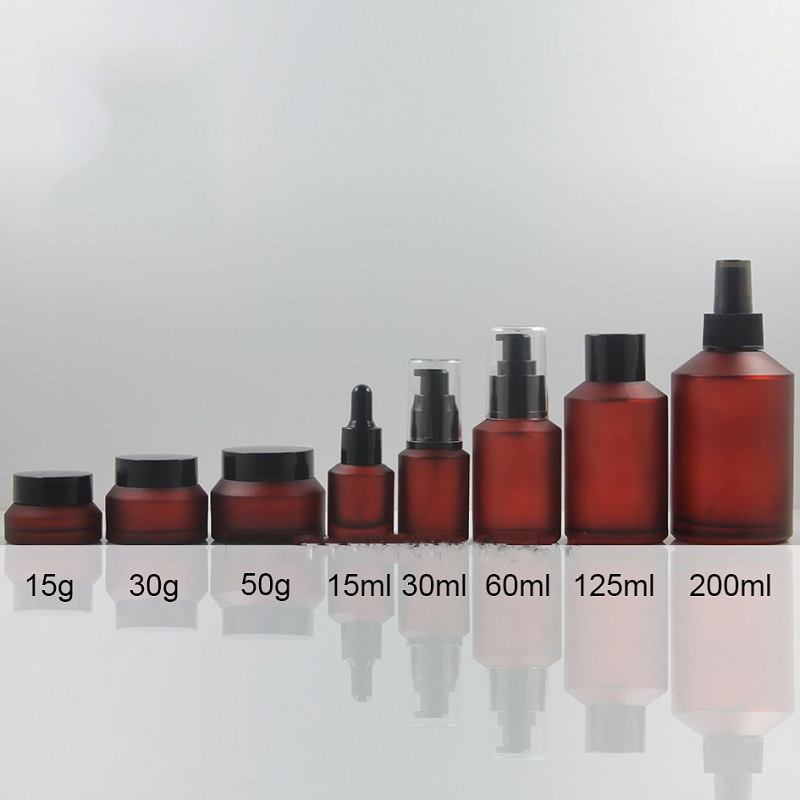 Frasco de crema 15G 30G, frasco de vidrio rojo esmerilado, 30ml, cuentagotas grueso, botella de Spray de 15ml, frasco de loción de emulsión de 200ml, frasco de 60ml Boquilla para quemador de aceite residual, boquilla para aceite combustible, boquilla de calentador residual, boquilla de pulverización de aceite, calderas industriales para quemador de aceite residual