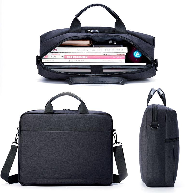 KALIDI noutbuk çantası 15.6 düymlük Kompüter çiyin çantası - Noutbuklar üçün aksesuarlar - Fotoqrafiya 3