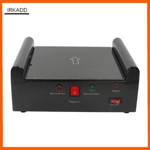 Image 1 - ספריית אבטחת מערכת EM רצועת deactivator/activator ספר תג נטרול מגנטיות מכונה אינפרא אדום חיישנים