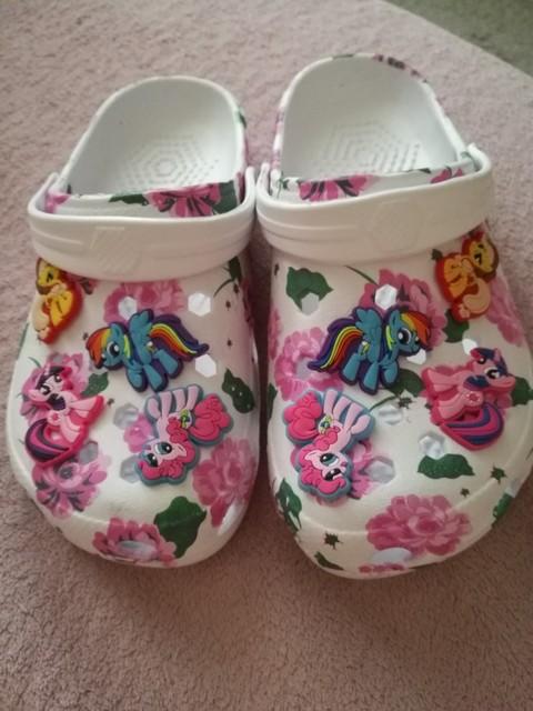 Single Sale 1pc the Secret Life of Pets PVC shoe charms shoe accessories shoe decoration for croc jibz  Kid's Party X-mas Gift