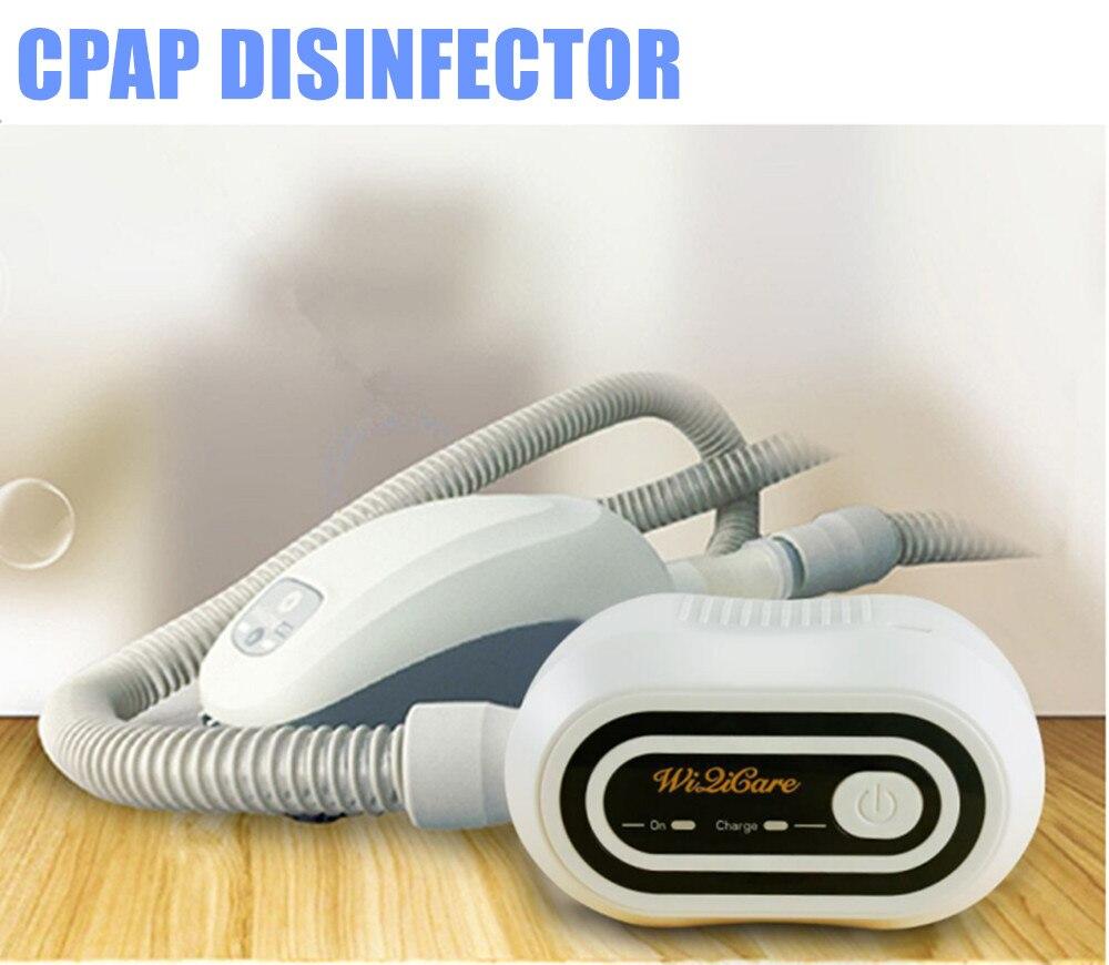 Rechargeable Batterie CPAP Cleaner Ventilateur Désinfectant 2000 mAh CPAP Auto CPAP Désinfecteur L'apnée Du Sommeil SAHOS SAOS Anti Ronflement