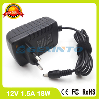 12V 1 5A 18W Tablet PC Charger For Acer Iconia Tab W3 W3 810 A100 A101