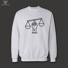 部門正義指diy男性ユニセックスoネック360gsm 10.3オンスsweatershirt綿フリース組み合わせる暖かく快適な送料無料