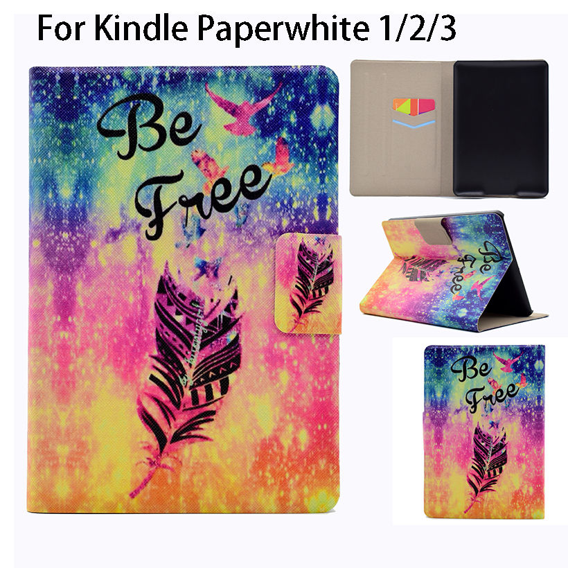 Ultra Slim Cover Case for Amazon Kindle Paperwhite 1 2 3 6