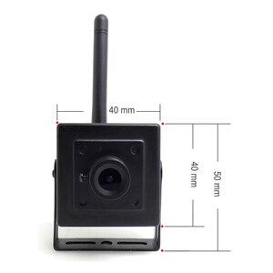 Image 3 - واي فاي البسيطة كاميرا Ip 1080 P HD 960 P 720 P أمن الوطن اللاسلكية الصوت مايكرو IPCam صغيرة CCTV مراقبة دعم مايكرو Sd فتحة