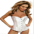 Hot Sale Corset Lingerie Sexy Dobby Waist Corsets And Bustiers Underbust Corset Steel Cincher Bustiers
