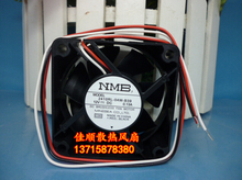 Genuine NMB 2410RL-04W-B39 6025 12V 0.13A 3 line projector fan