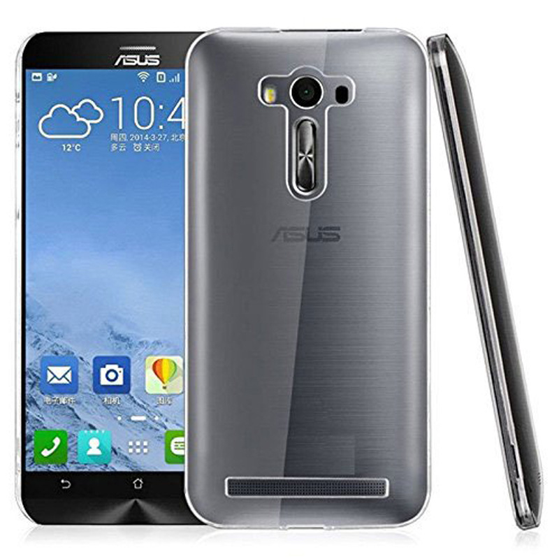 Asus Zenfone Live ZB501KL GO Case ASUS ZB500kl ZB551kl ZB552kl AR ZS571KL ZB452KG Silicone Transparent Cover Coque Fundas Etui