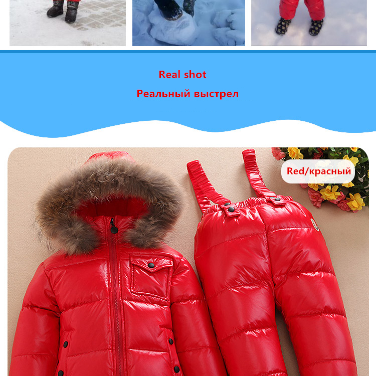 8e5287f15 Detail Feedback Questions about 35 Children Big Fur Collar Down ...