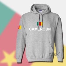 Cameroon hoodies men sweatshirt sweat new hip hop streetwear tracksuit nation footballer sporting flag CMR Cameroun Cameroonian