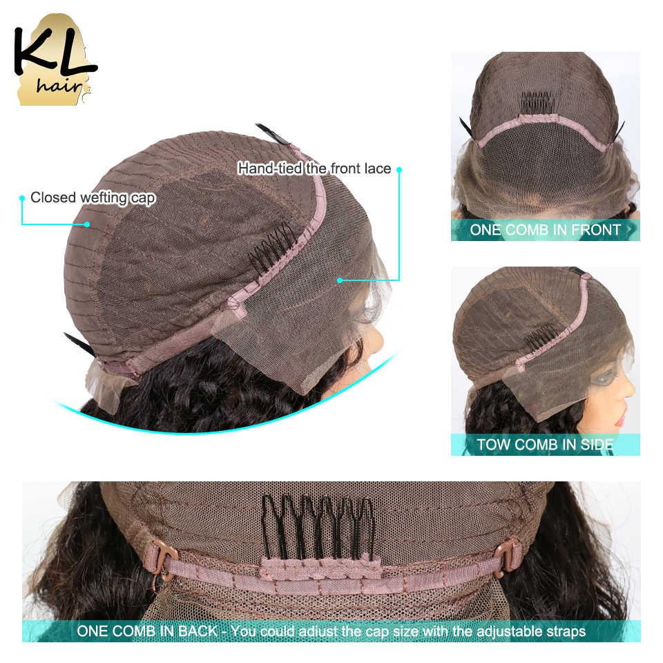 Короткий Боб человеческих волос фронтальные парики шнурка для черных женщин прямые бразильские волосы remy 13x4 предварительно сорвал парик шнурка с волосами младенца