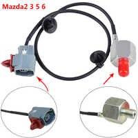 ZJ01-18-921 E1T50371 ZJ0118921 E001T50471 detonacji czujnik spalania stukowego dla Mazda 3 5 CR19 6 1.3 2.0 2.3 Mazda6 Mazda2 Mazda3 BK 2 DE